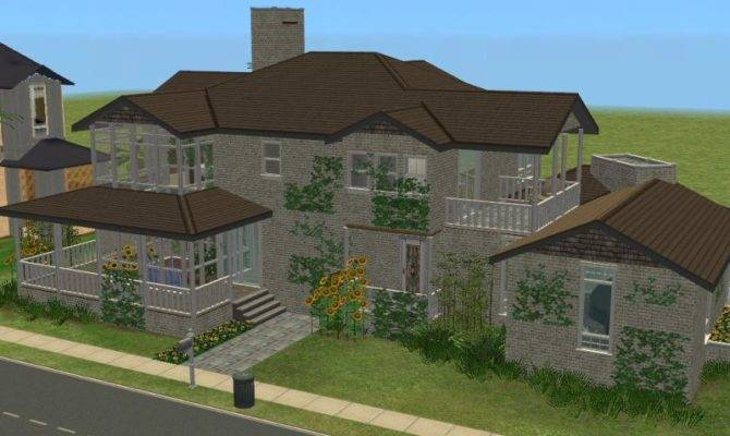 Awesome Sims Houses Group Tag Keywordpictures
