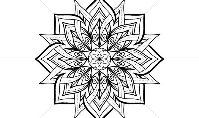 Awesome Symmetrical Designs Design Ideas