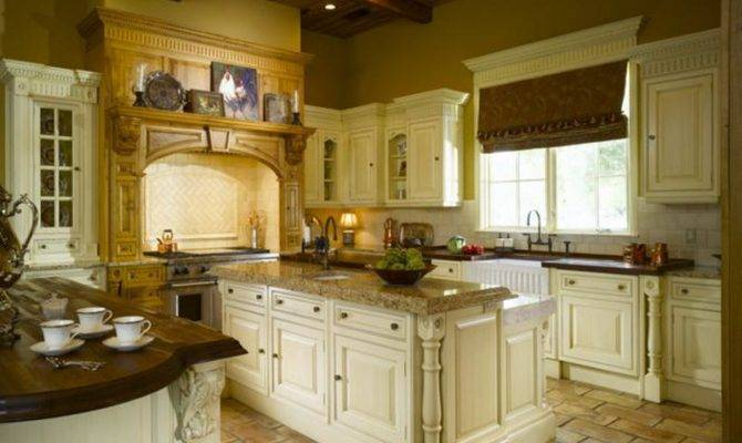 Awesome Traditional Italian Kitchen Design Stroovi