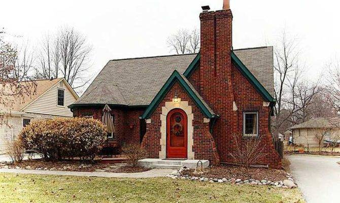 Awesome Tudor Revival Cottage Architecture