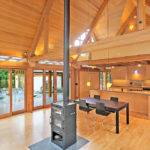Awesome Wood Home Concept Contemporary Joshkrajcik