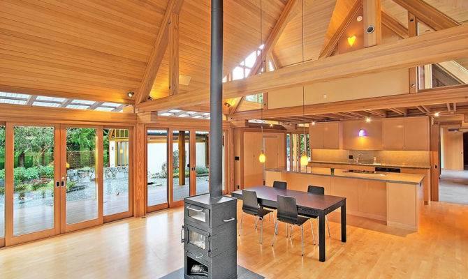 Awesome Wood Home Concept Contemporary Joshkrajcik
