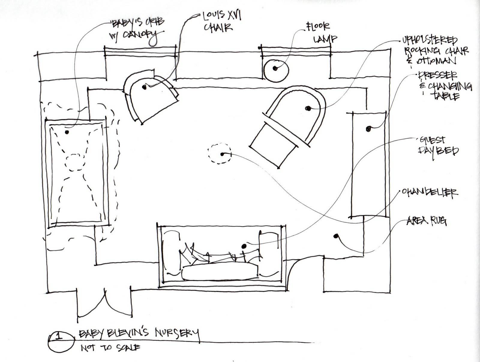 The 20 Best Nursery Floor Plans   House Plans