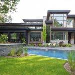 Bachly Construction Elegant Contemporary Luxury Home