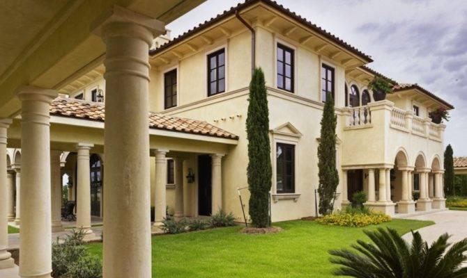 Back Article Grand Italian Palazzo Style Mansion Austin Texas