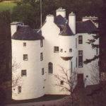 Back Castle House Plans Towers