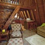 Back Frame Cabin Interior