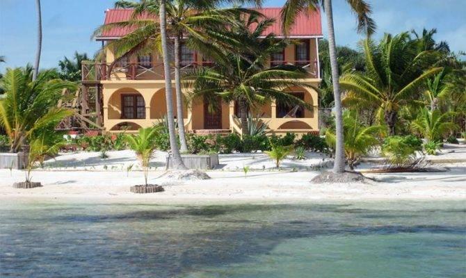 Back Mansion Beach House