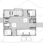 Back Modern Beach House Floor Plans