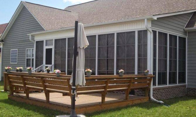 Back Patio Deck Ideas Bestsciaticatreatments