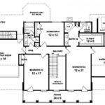 Back Pix Georgian House Floor Plans