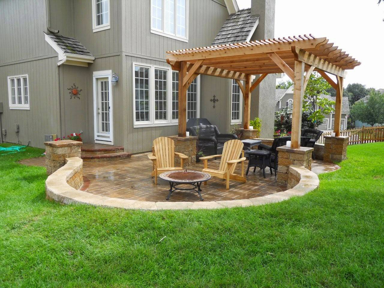 Back Porch Ideas Houses Part Small