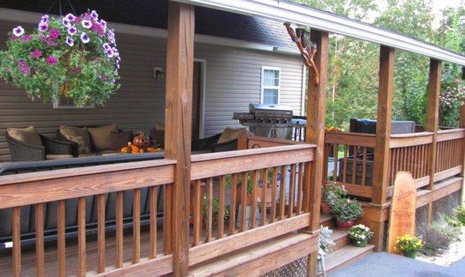 Back Porch Ideas Small House