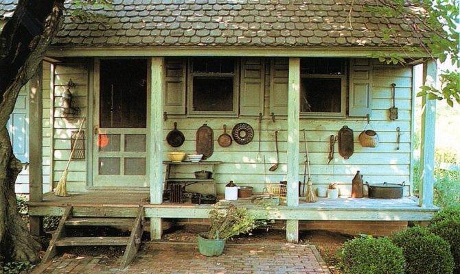Back Porch Virginia Country House