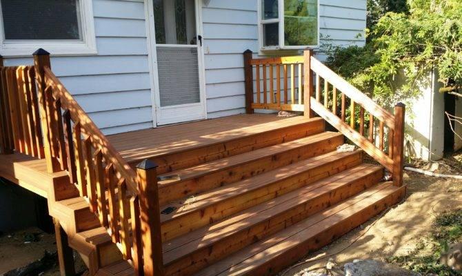 Back Porches Decks