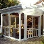 Back Various Porch Ideas