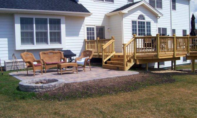 Backyard Deck Design Ideas