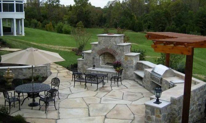 Backyard Designs Home Design Lover Best Patio