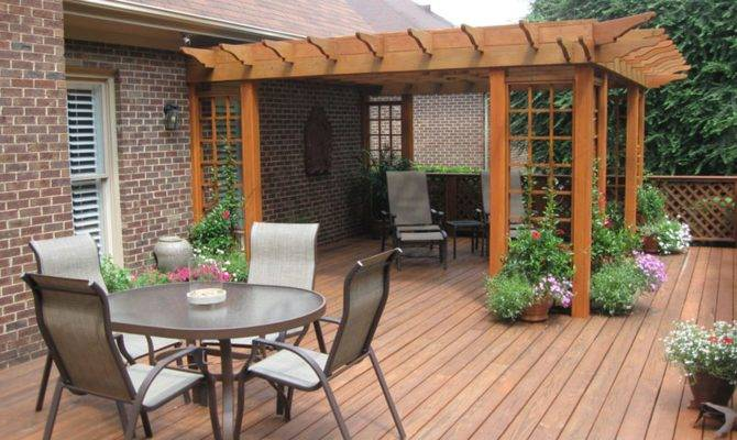 Backyard Patio Covers Usefulness Style Homesfeed