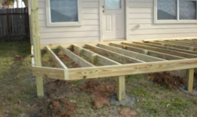 Backyard Wood Decks Large Beautiful Photos