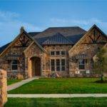 Bailee Custom Homes Rustic Exterior Dallas