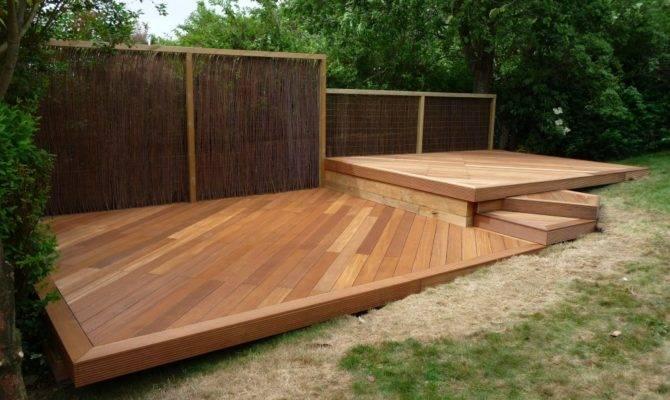 Balau Hardwood Deck Arbworx