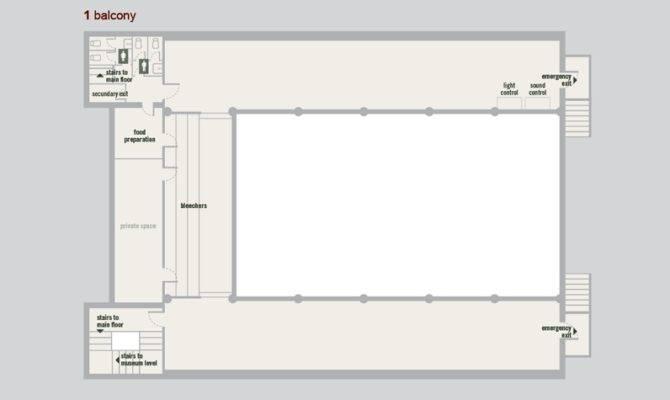 Balcony Floor Plan