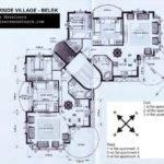 Balcony Riverview Bedroom Ensuite Plan Complex Apartments