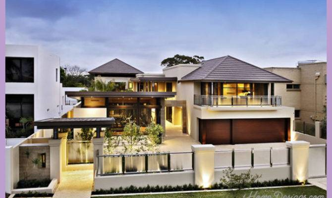 Bali Style Homes Design Perth Homedesigns House Plans 142167
