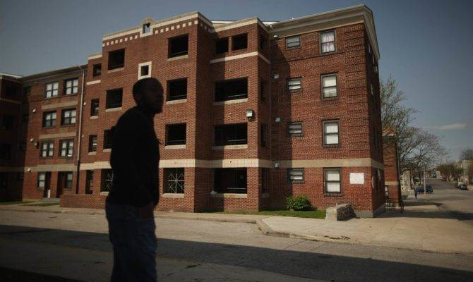 Baltimore Public Housing Workers Demanded Sex Repairs