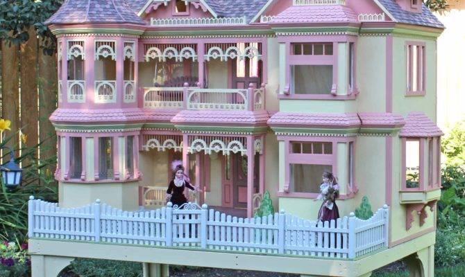 Barbie Dollhouse Plans