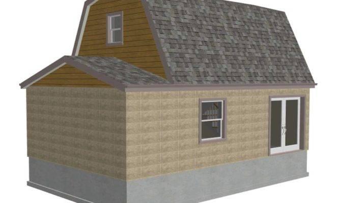 Barn Cabin Plans
