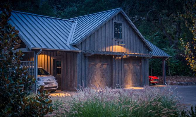 Barn Garage Bar Style Rustic