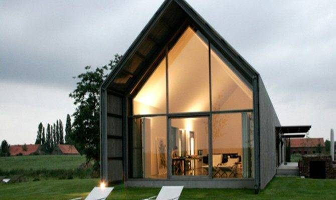 Barn House Plans Modern