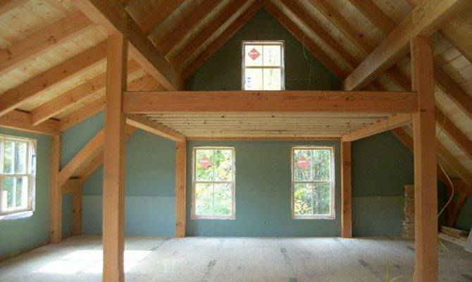 Barn Loft Apartment Plans