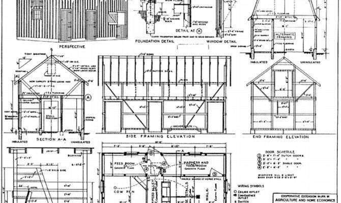 Barn Plans