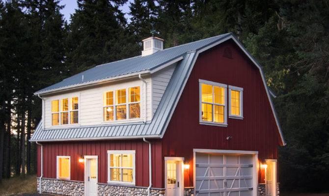 Barn Roof Home Design Ideas Remodel Decor