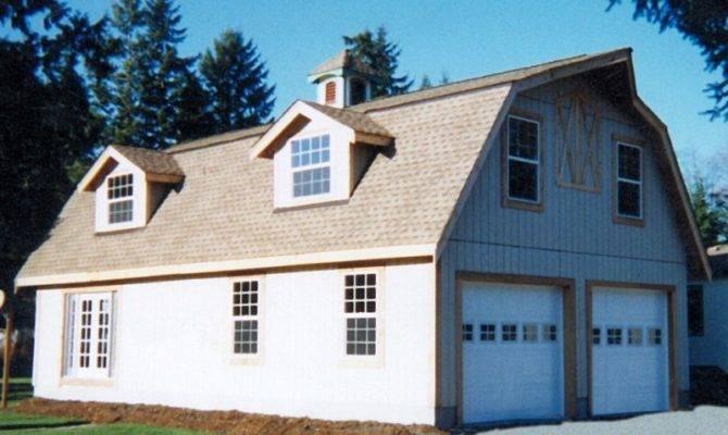 Barn Style Garage Kits Smalltowndjs