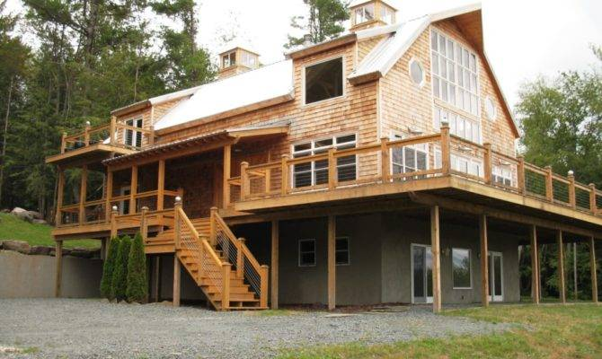 Barn Style House Plans Mytechref