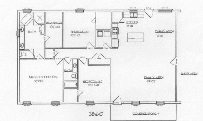 Barndominium House Plans Smalltowndjs