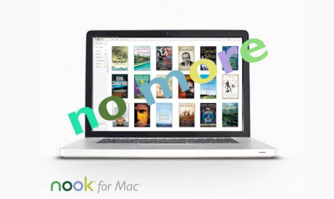 Barnes Noble Axes Nook Mac Apps Directs