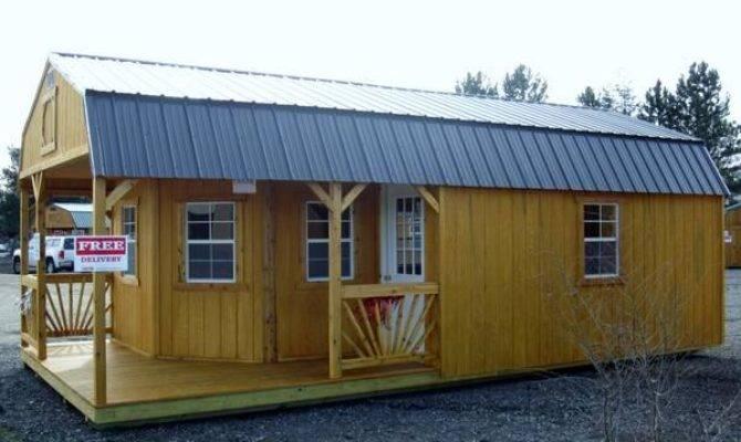 Barns Sheds Cabins Garages Idaho Built Boise