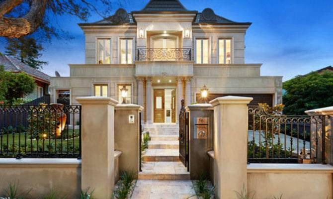 Baroque Homes Design Decoration