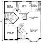Barrier Small House Plan Floor Master