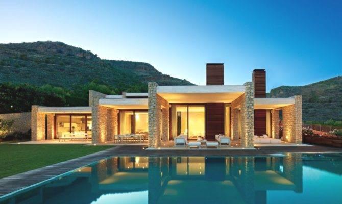 Based Architectural Practice Ramon Esteve Have Designed House