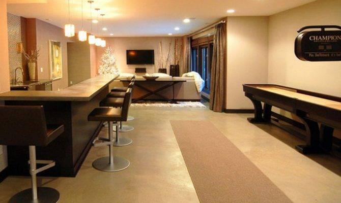 Basement Design Ideas Floor Plans