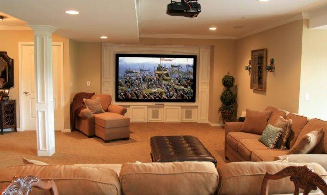 Basement Finishing Ideas Options Home Remodeling