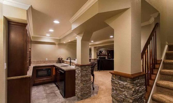 Basement Finishing Ideas Your Dream Home