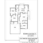Basement Floor Plans