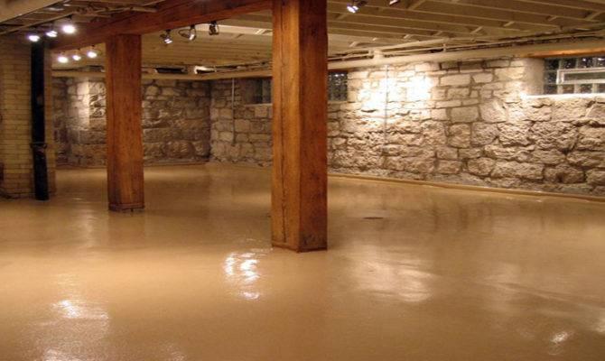 Basement Flooring Ideas Beautiful